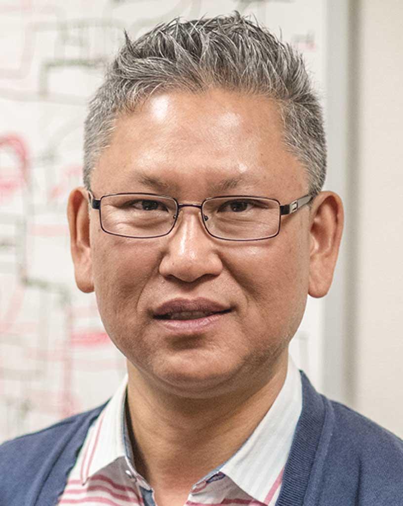 Seong Jin Koh, Ph.D., Materials Science and Engineering