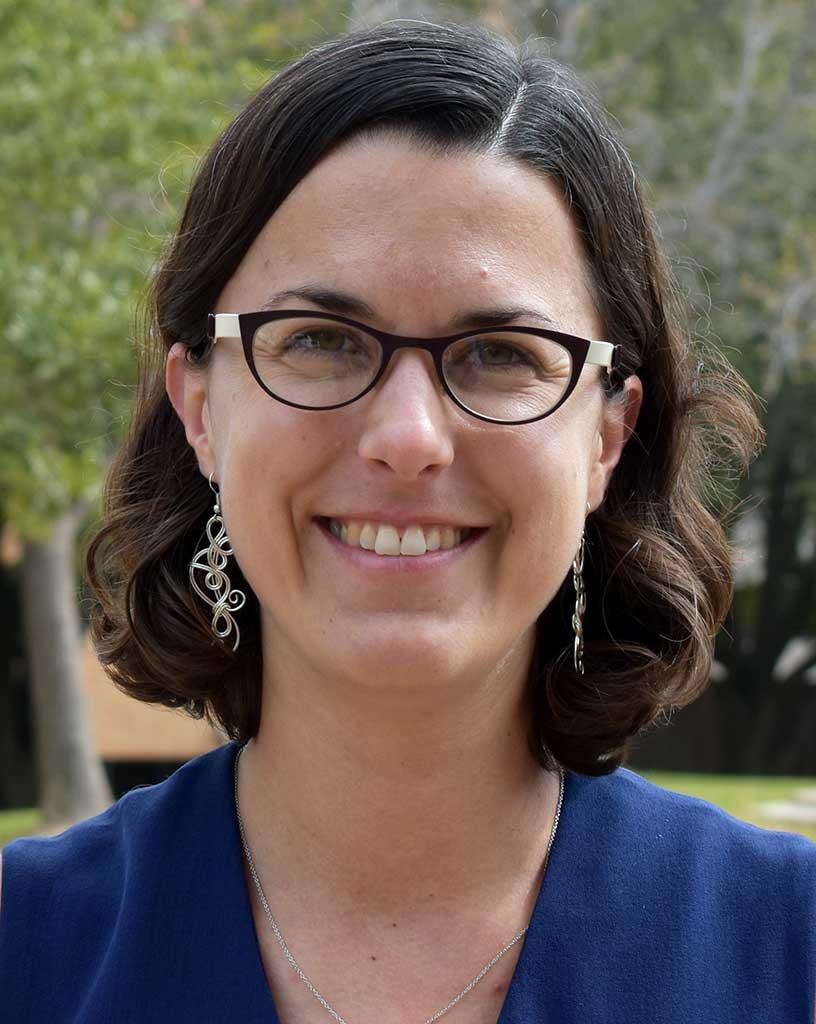 Caroline Krejci, PH.D.