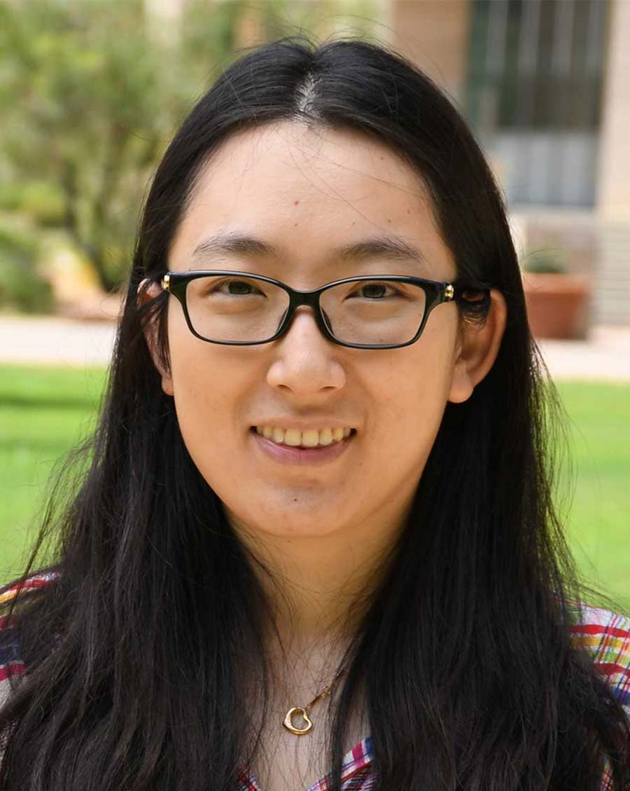 Ming Li, Ph.D., Computer Science and Engineering