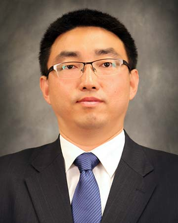 "Pengfei ""Taylor"" Li, Civil Engineering"