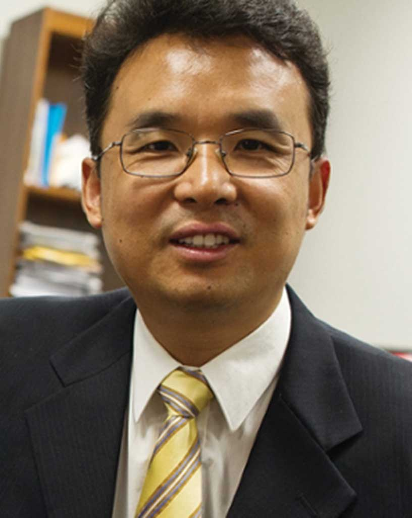 Qilian Liang, Ph.D., Electrical Engineering