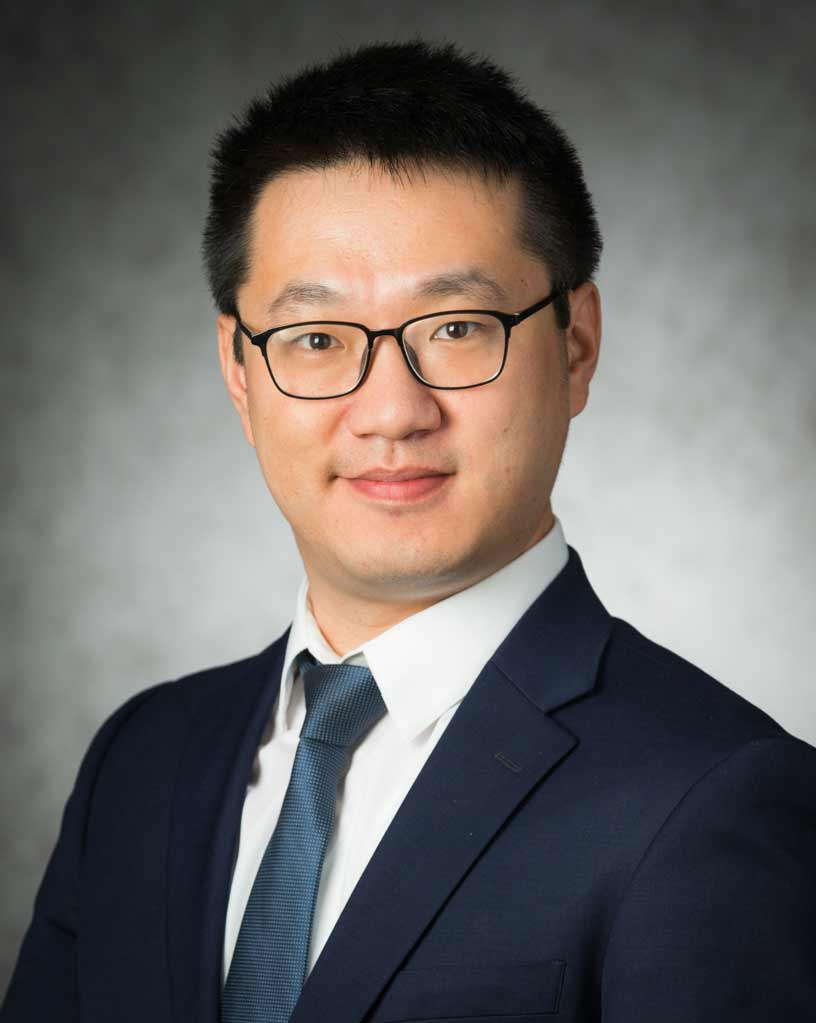 Dr. Xin Liu, Industrial Engineering