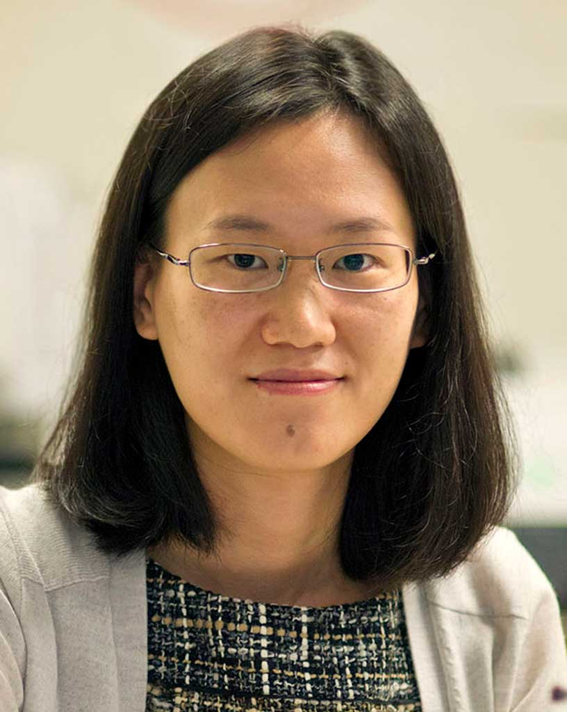 "Yuze ""Alice"" Sun, Ph.D., Electrical Engineering"