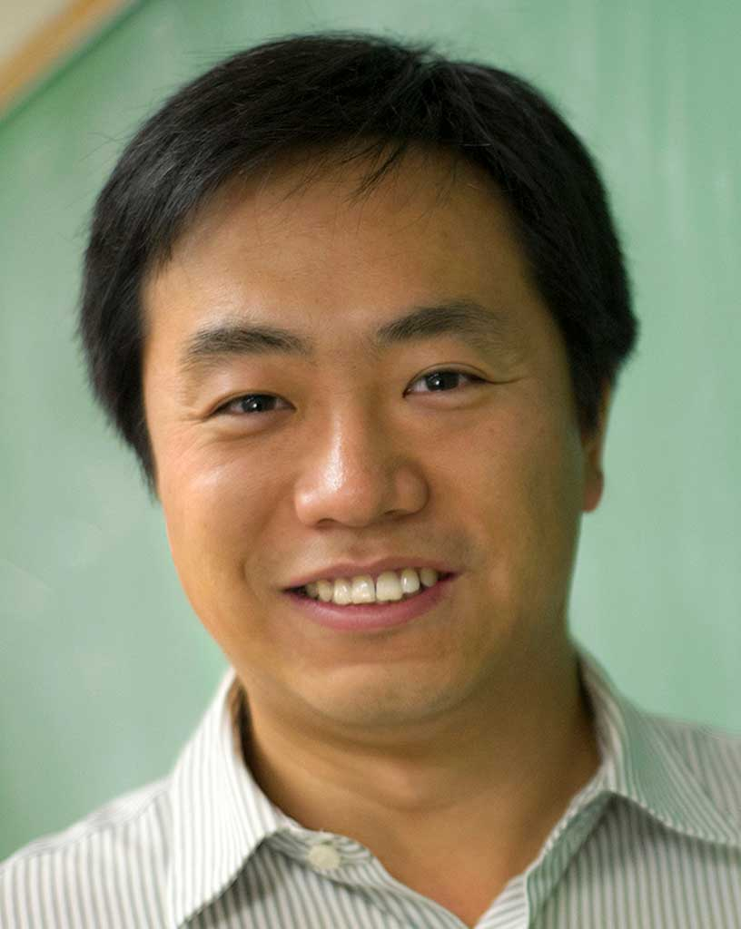 Shouyi Wang, Ph.D., Industrial, Manufacturing and Systems Engineering