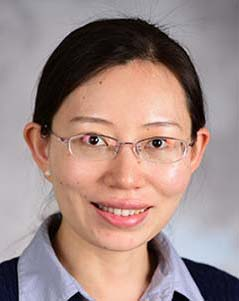 Liwei Zhang, Ph.D., Mechanical and Aerospace Engineering