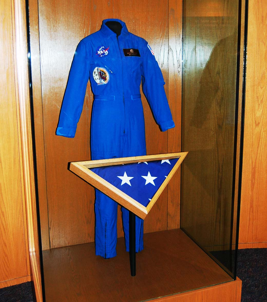 Chawla Suit and Flag