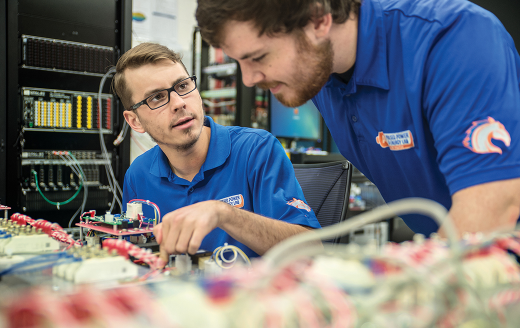 Electrical Engineering Masters of Engineering Page