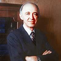 Wendell Nedderman, founding dean of the UTA College of Engineering and longtime UTA president