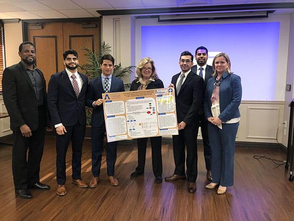 2019 Fall Senior Project UTSW Team