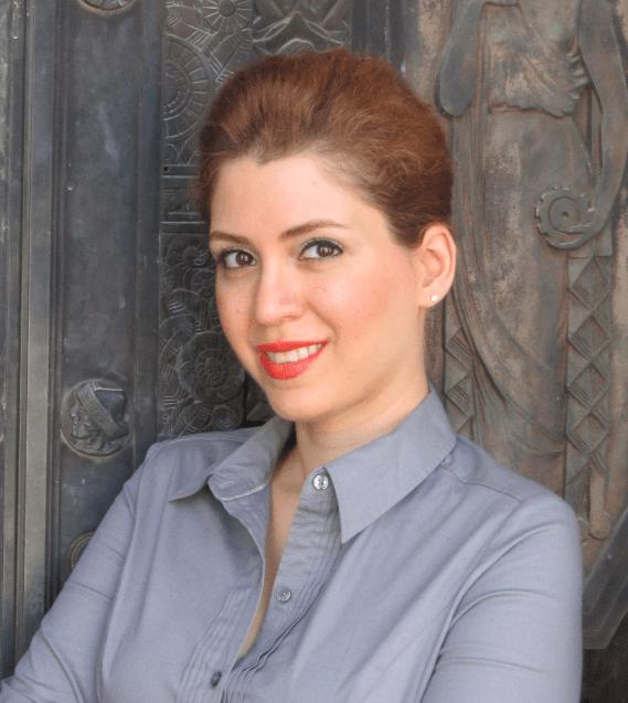 """Sharareh """"Sherri"""" Kermanshachi, assistant professor in civil engineering"""