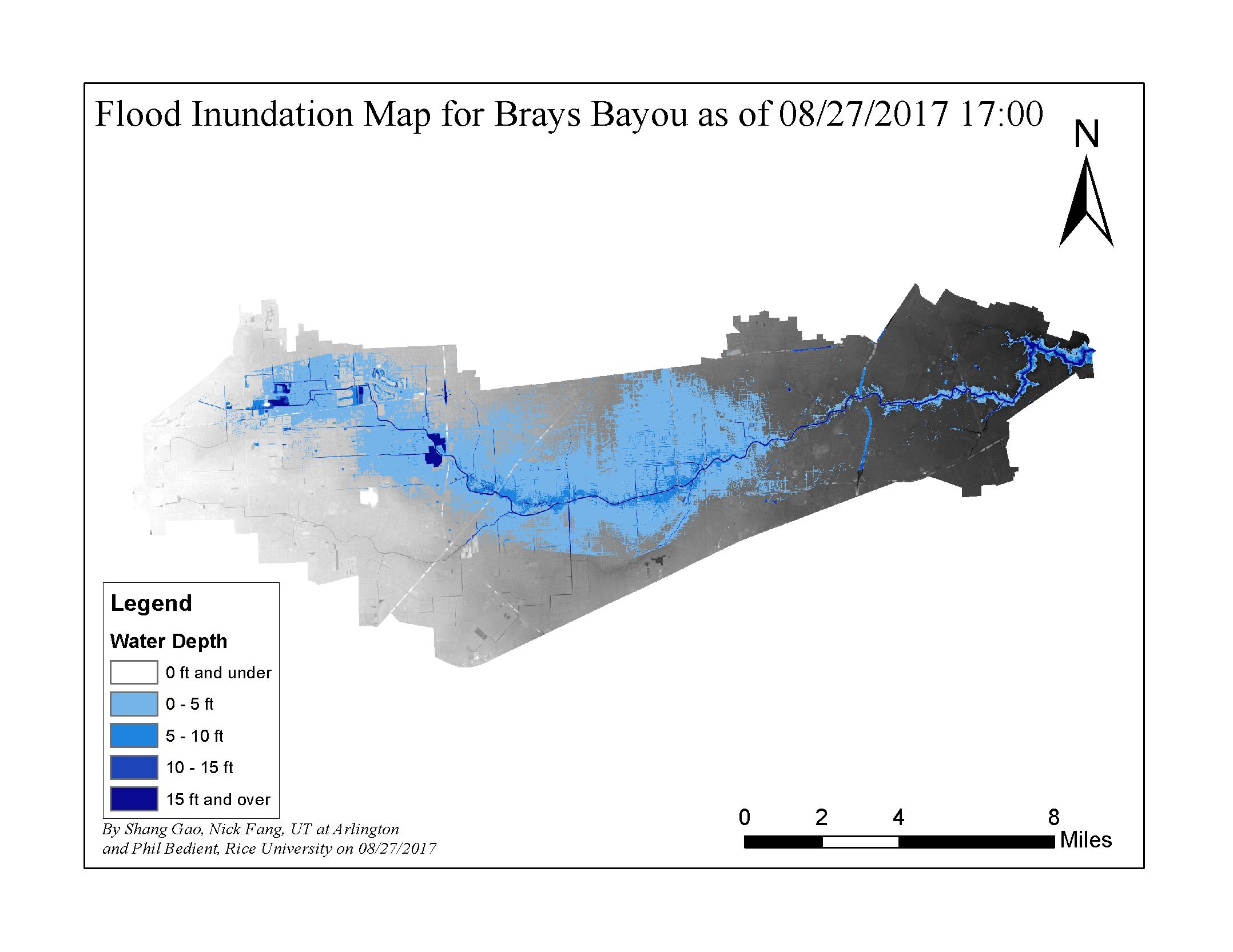 Houston's Brays Bayou