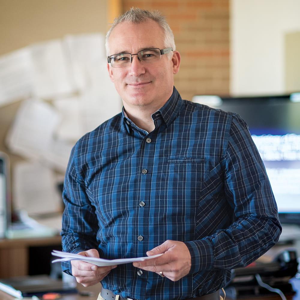 Dr. Mark Haykowsky
