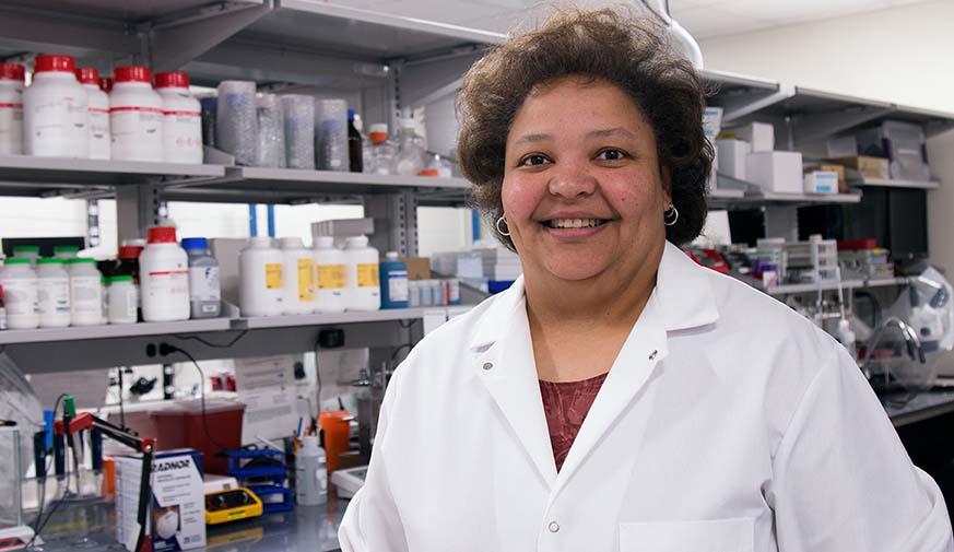 Rhonda Prisby UTA scientist