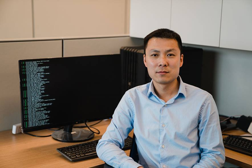 Computer scientist increasing efficiency of operating systems in high-speed networking environments
