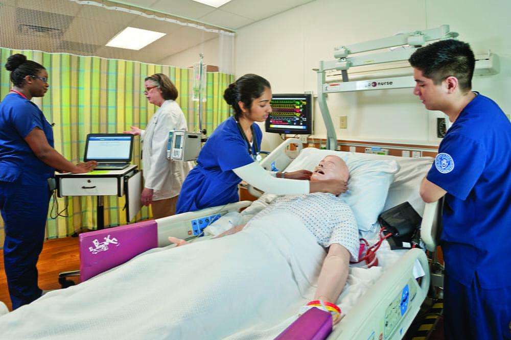 UTA's College of Nursing and Health Innovation