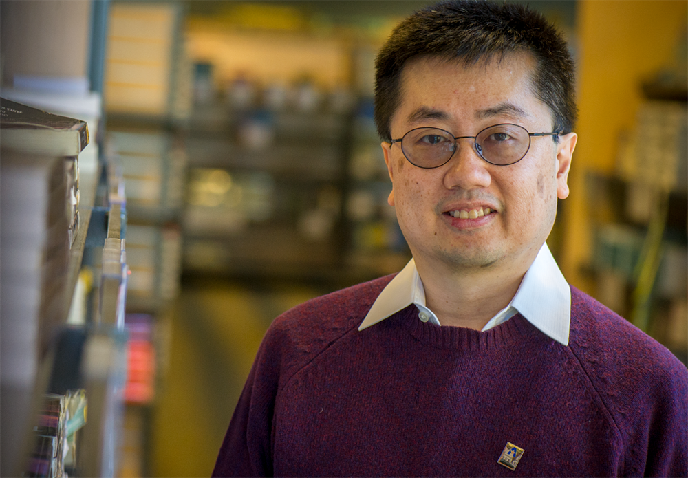 Kay-Yut Chen, professor in the College of Business