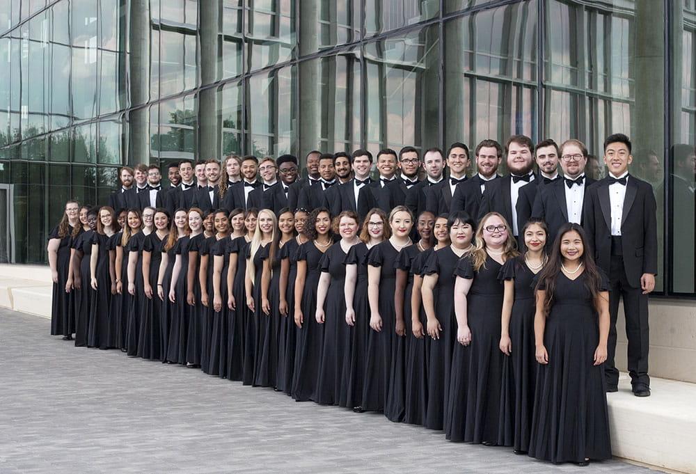 The University of Texas at Arlington's A Cappella Choir
