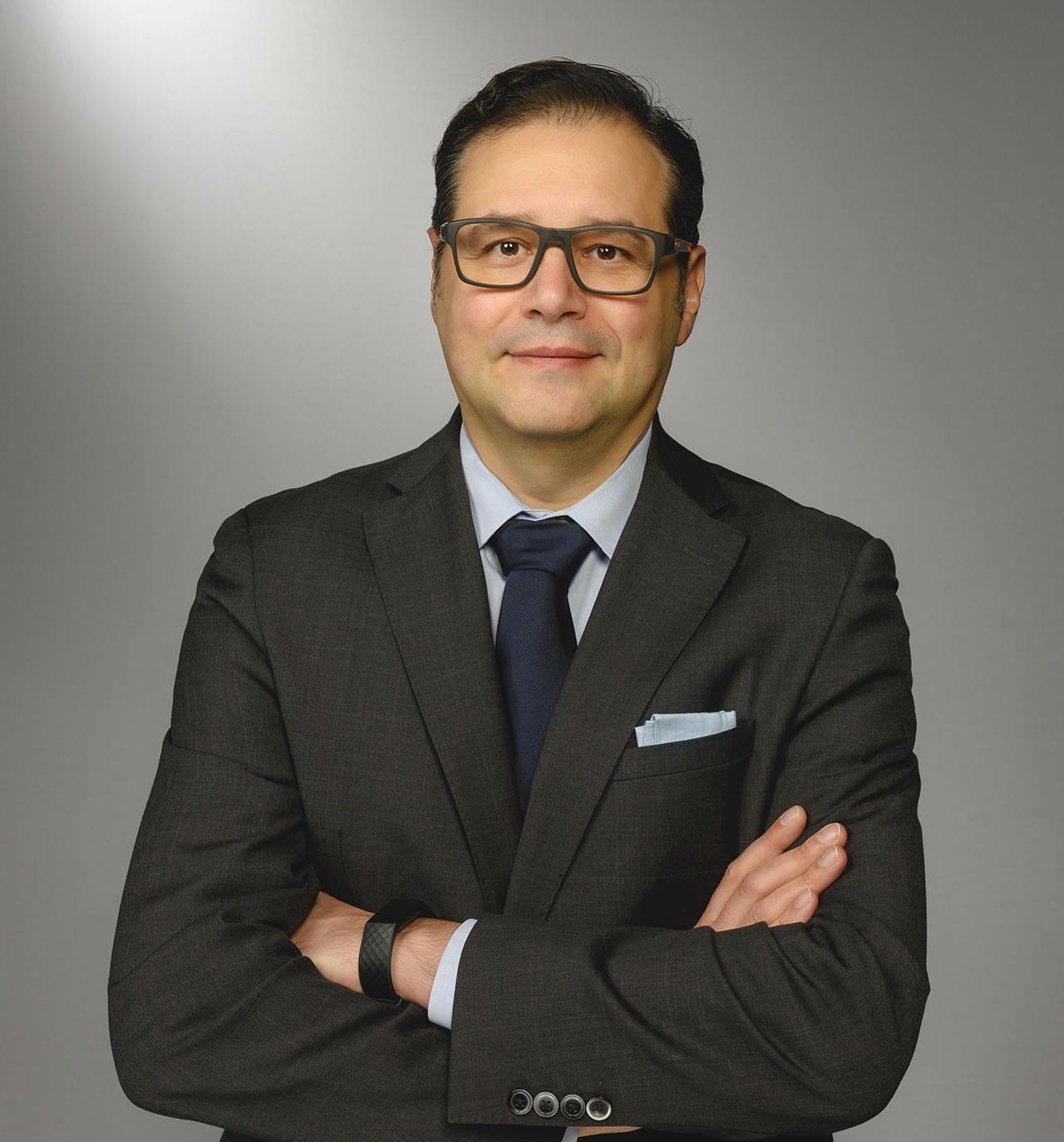 Luca Maddalena, a professor of mechanical and aerospace engineering at The University of Texas at Arlington