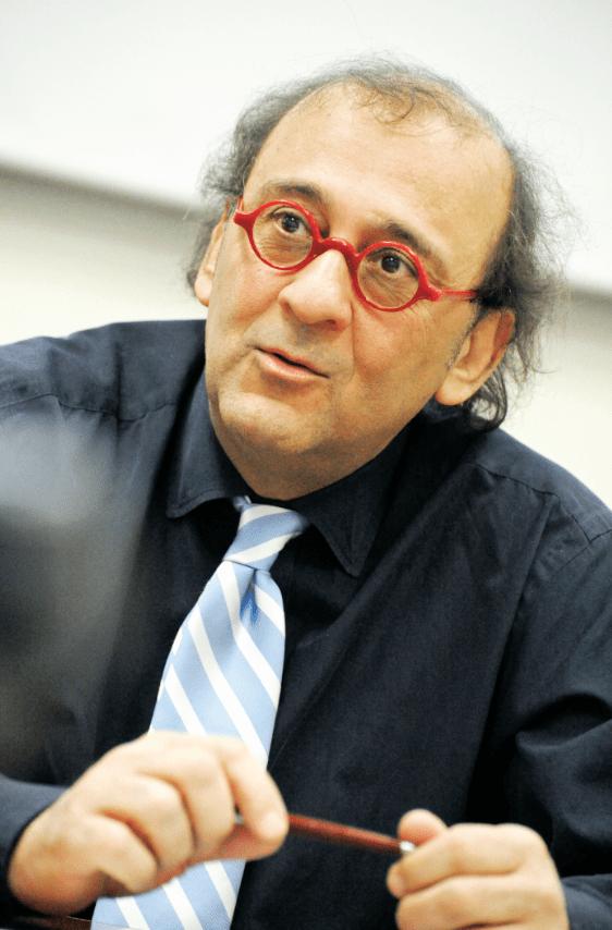 "Ali Abolmaali, professor and chair of UTA's Civil Engineering Department"" _languageinserted=""true"