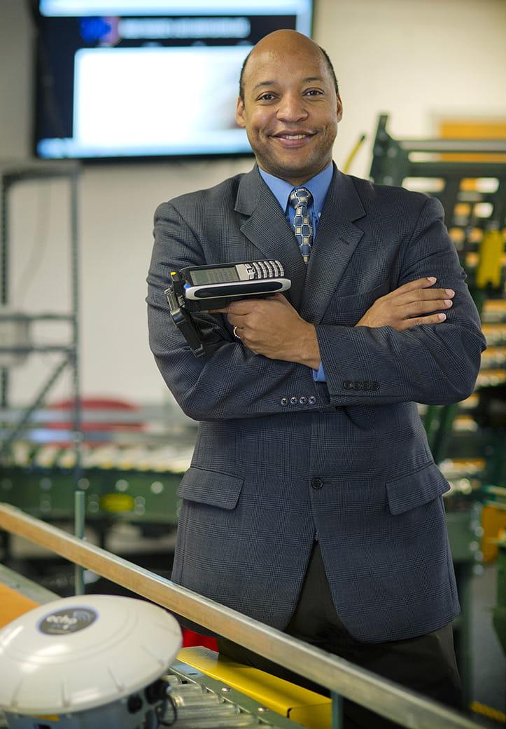 "Erick Jones, professor of industrial, manufacturing and systems engineering at UTA"" _languageinserted=""true"