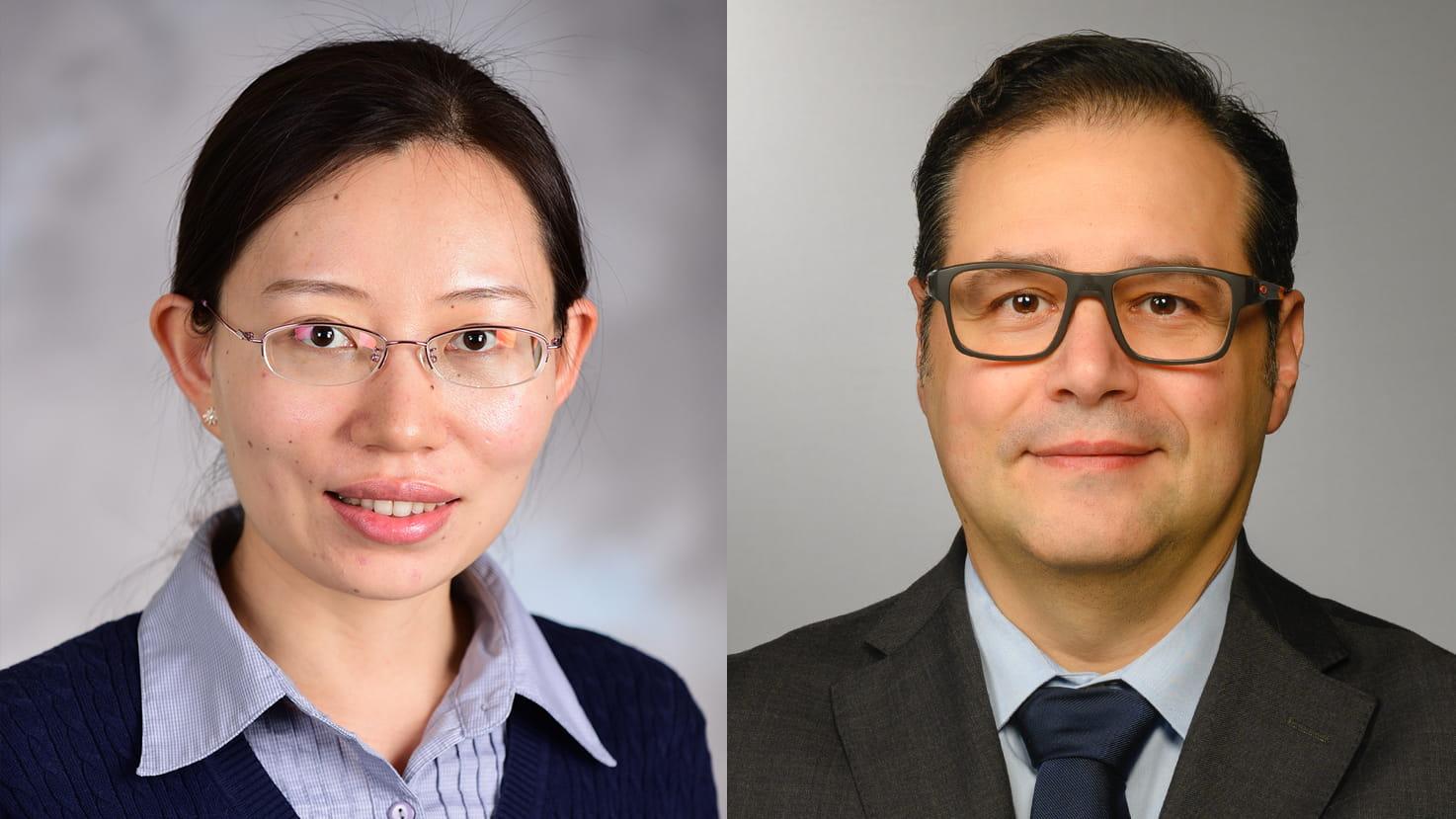 "Liwei Zhang, left, and Luca Maddalena"" width=""1474"" src=""https://cdn.web.uta.edu/-/media/project/website/news/releases/2020/08/zhang-maddalena.ashx?la=en&h=829&w=1474"" _languageinserted=""true"