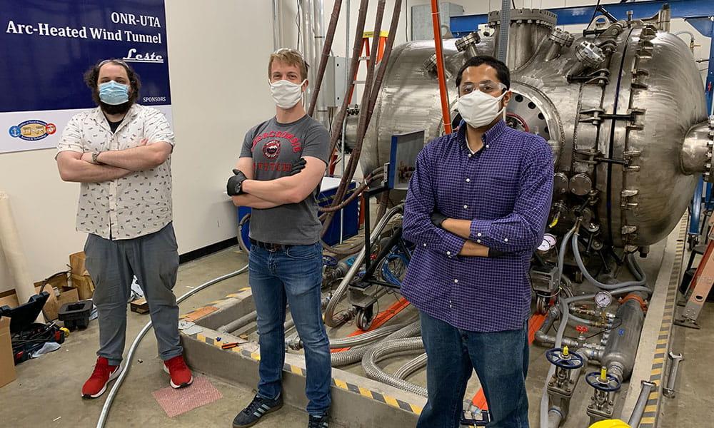 "Princeton Plasma, Daniel Palmquist, Davide Vigano and Vijay Gopal"" width=""4032"" _languageinserted=""true"" src=""https://cdn.web.uta.edu/-/media/project/website/news/releases/2020/10/princeton-uta-collaboration.ashx?la=en"