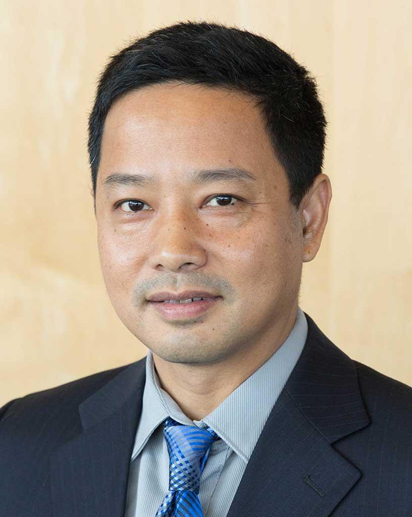 Jun Liao, associate professor of bioengineering