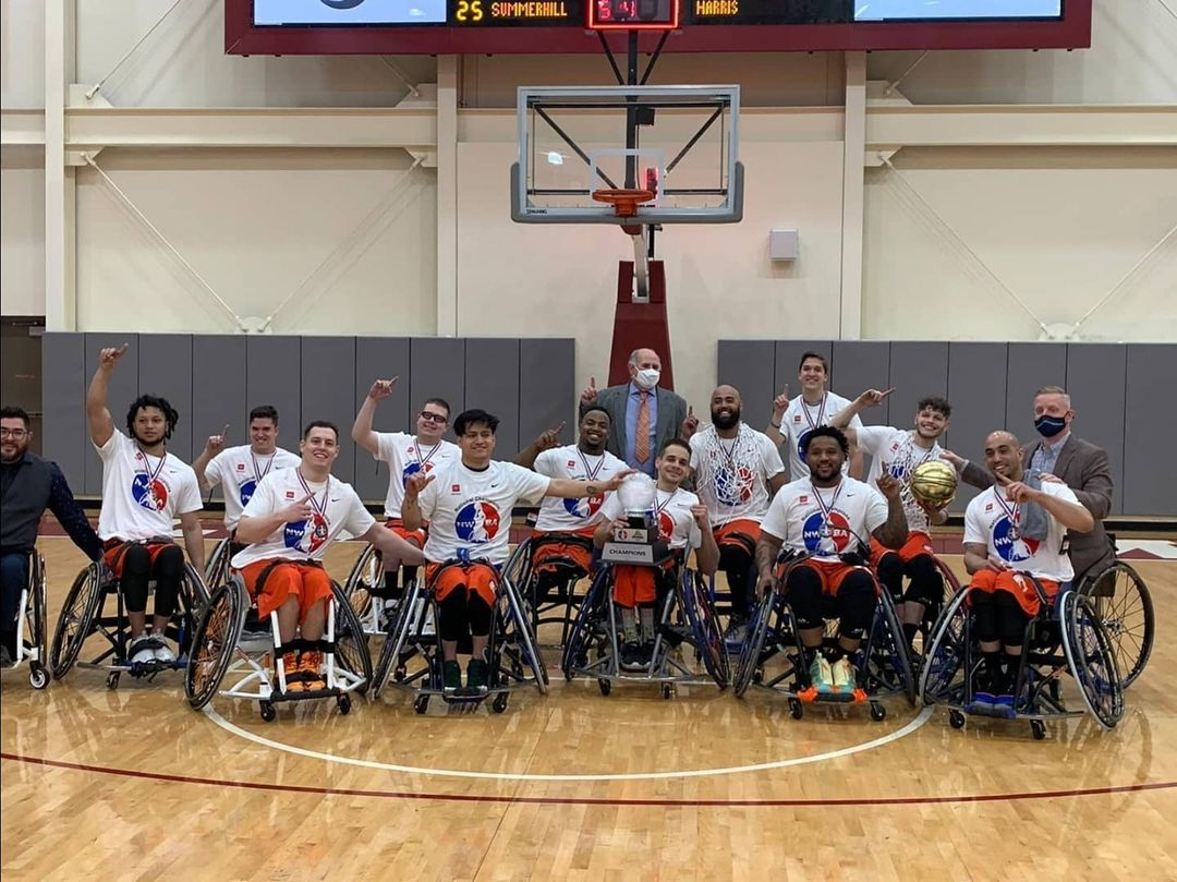 Movin' Mavs win ninth national title in wheelchair basketball