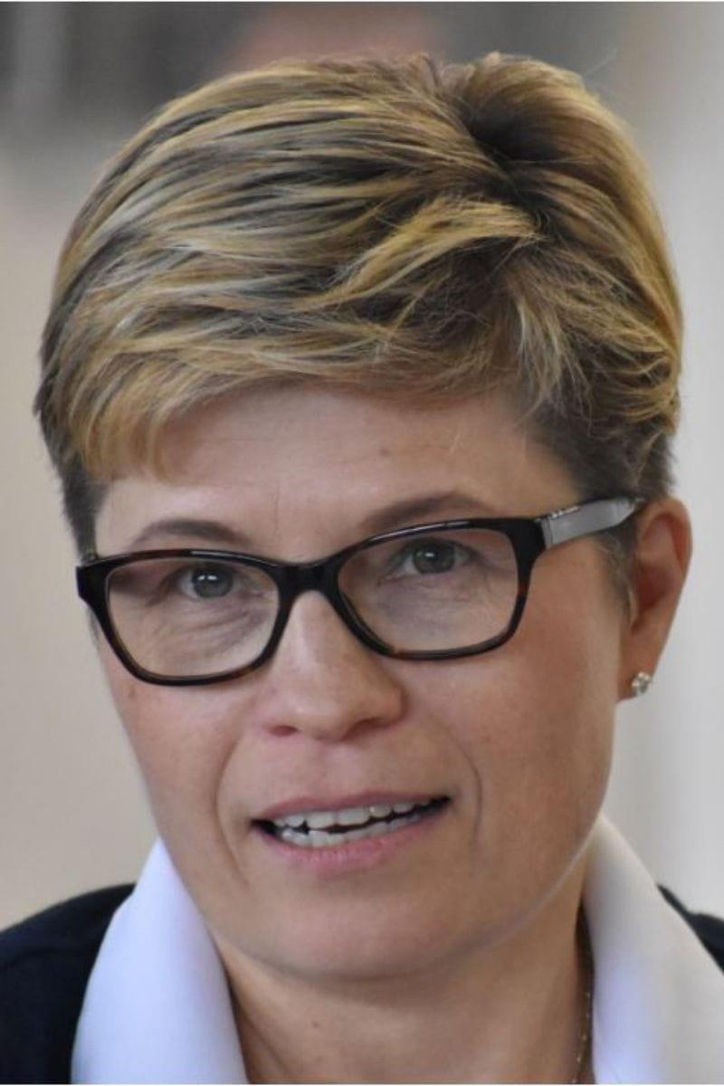 Gabriela Wilson, co-director of the Multi-Interprofessional Center for Health Informatics