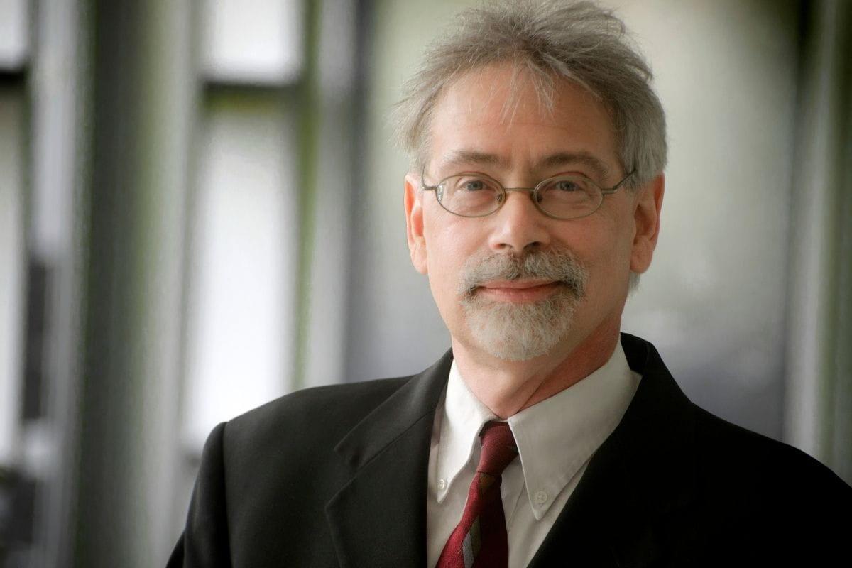 James Grover, UTA interim vice president for research