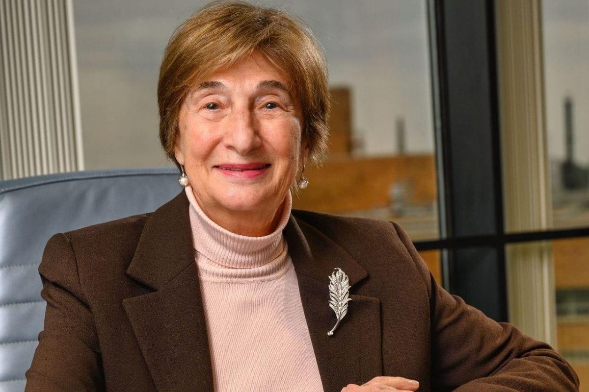 Marion Ball, director of the Multi-Interprofessional Center for Health Informatics