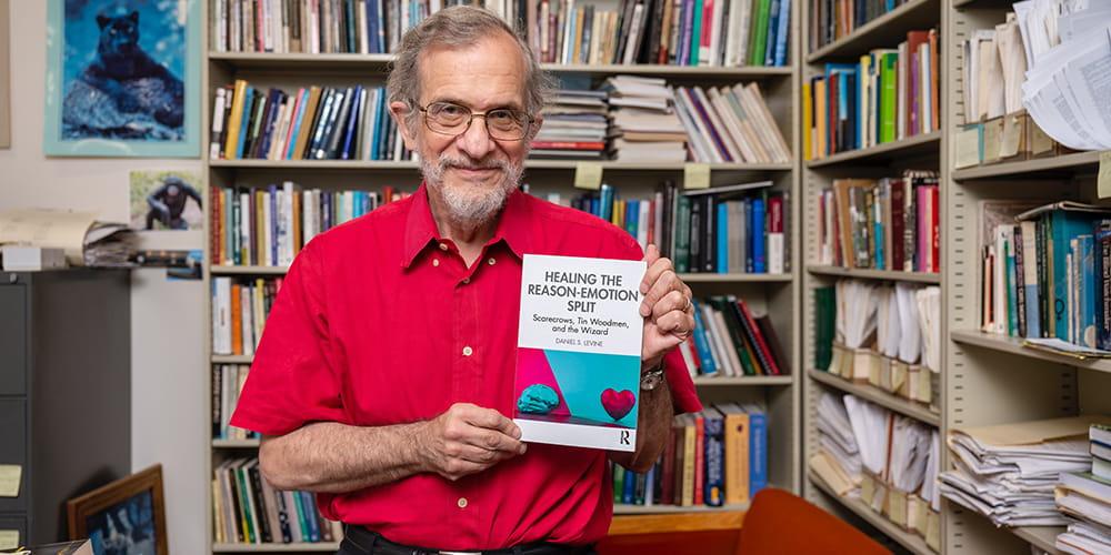 "Daniel Levine, professor of psychology"" _languageinserted=""true"
