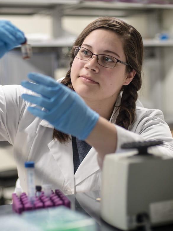 Undergraduate Research Valerie Bilton