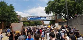 June 2020 SSW Protest