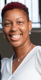 Assistant professor Dr. Jandel Crutchfield