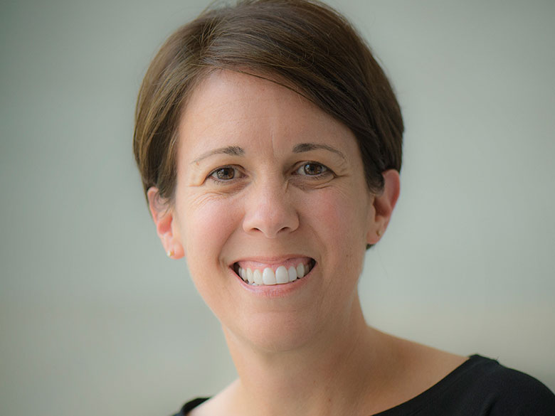 Molly Albart, the Director of Planning, Assessment, and Student Success at the University of Texas at Arlington