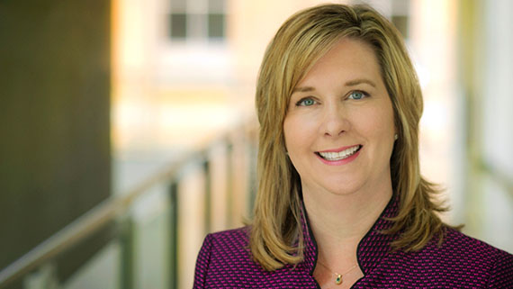 Lisa Nagy, the Vice President for the Division of Student Affairs at the University of Texas at Arlington