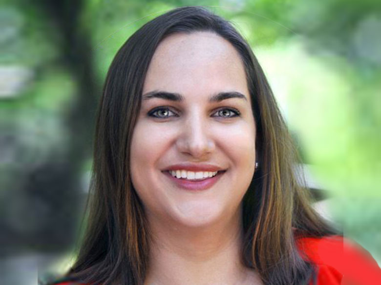 Stephanie McAlpine, the Associate Director for Marketing and Communications at The University of Texas at Arlington