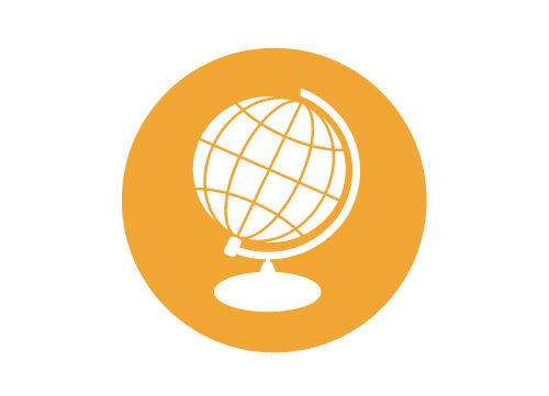 Global engagement Icon