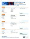 Bachelor of Science in Biomedical Engineering (Medical Imaging)