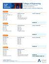 Bachelor of Science in Mechanical Engineering