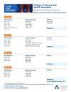 Bachelor of Science in Nursing Prelicensure Program