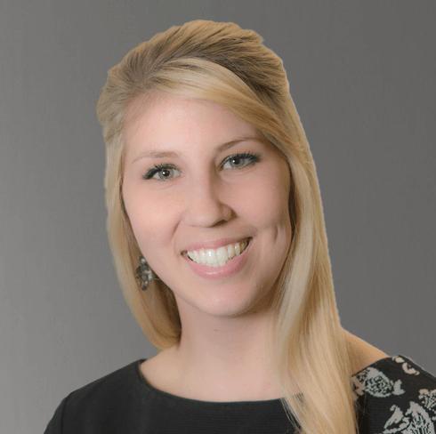 Headshot of Dr Ashley Purgason