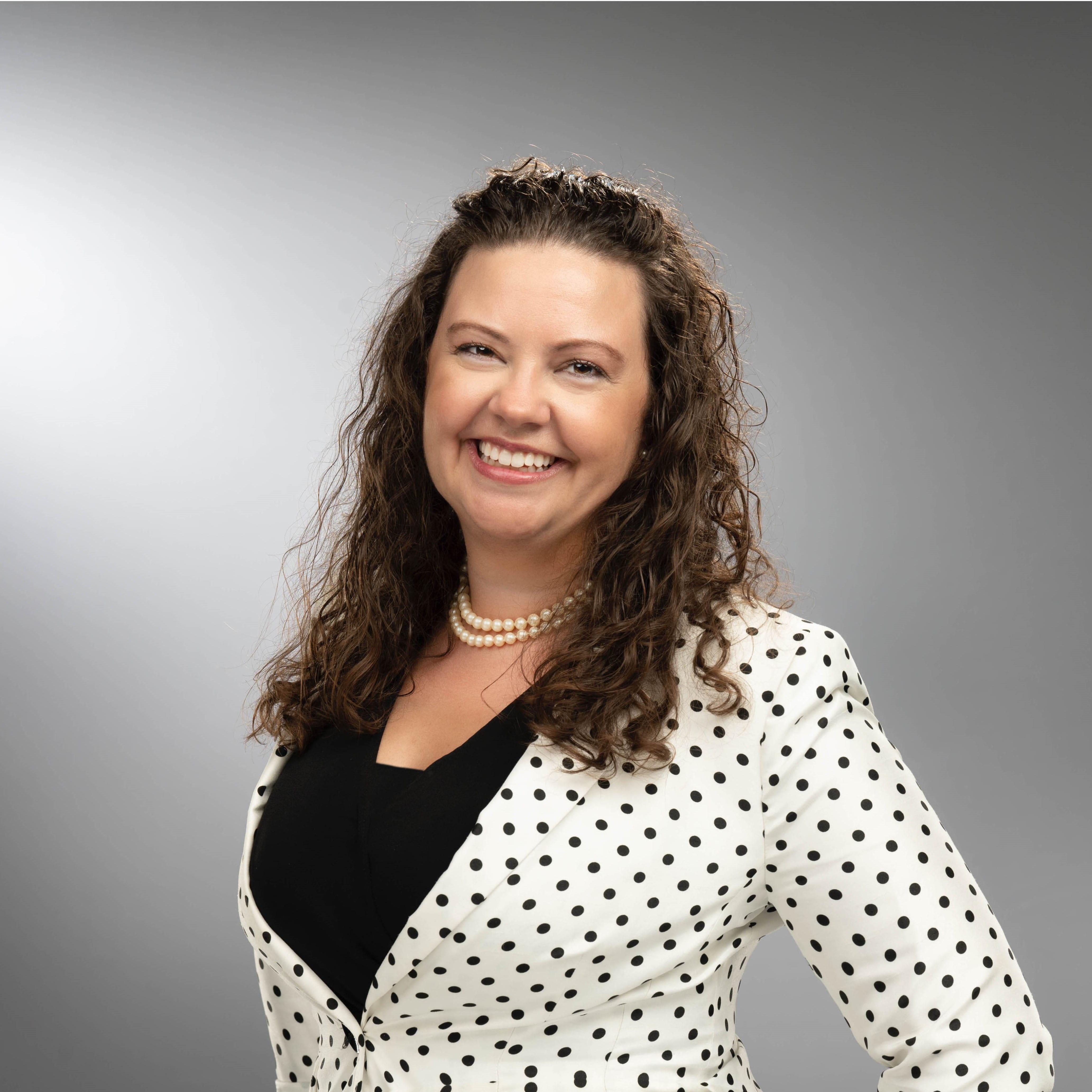 Headshot of Christina Miller