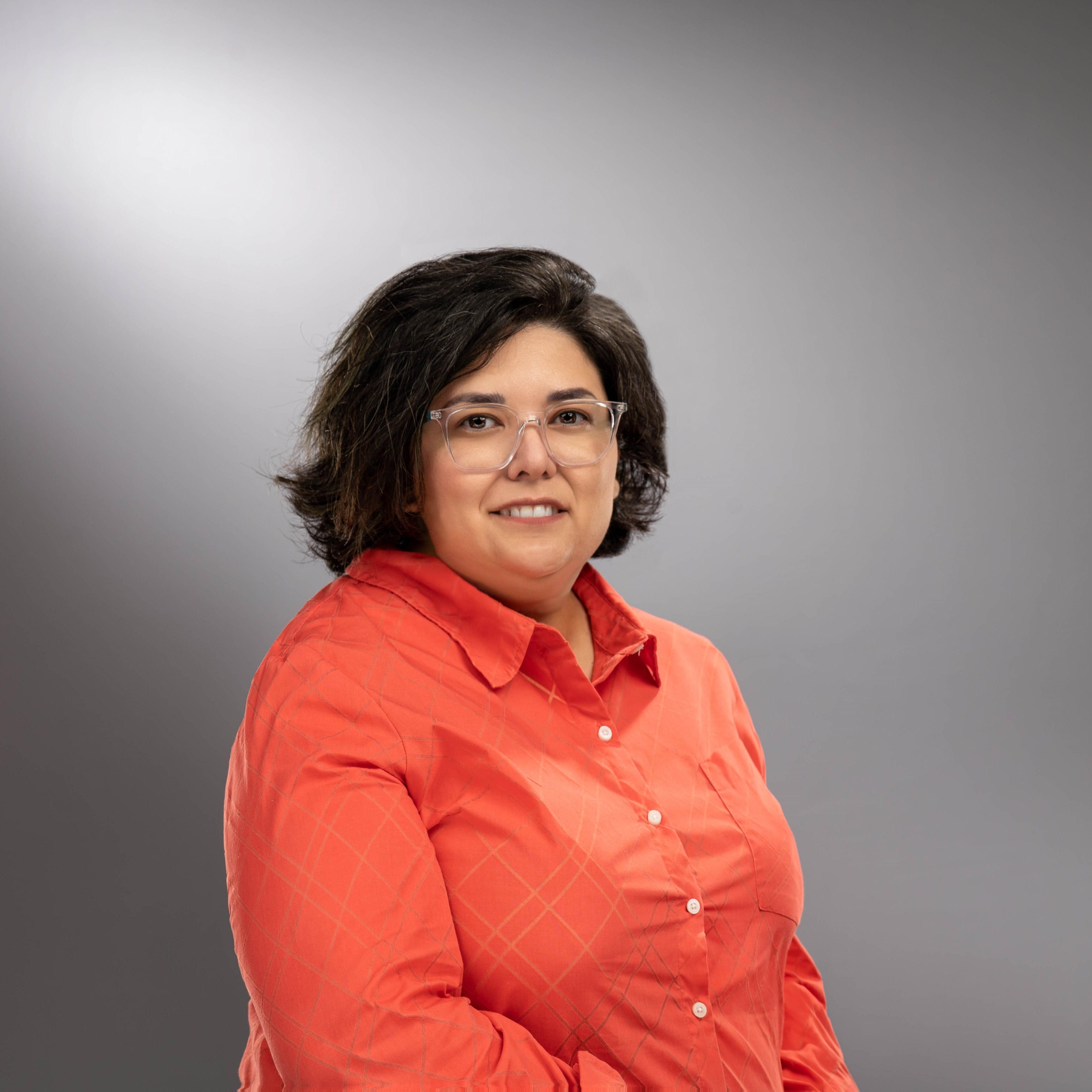 Headshot of Monica Franco
