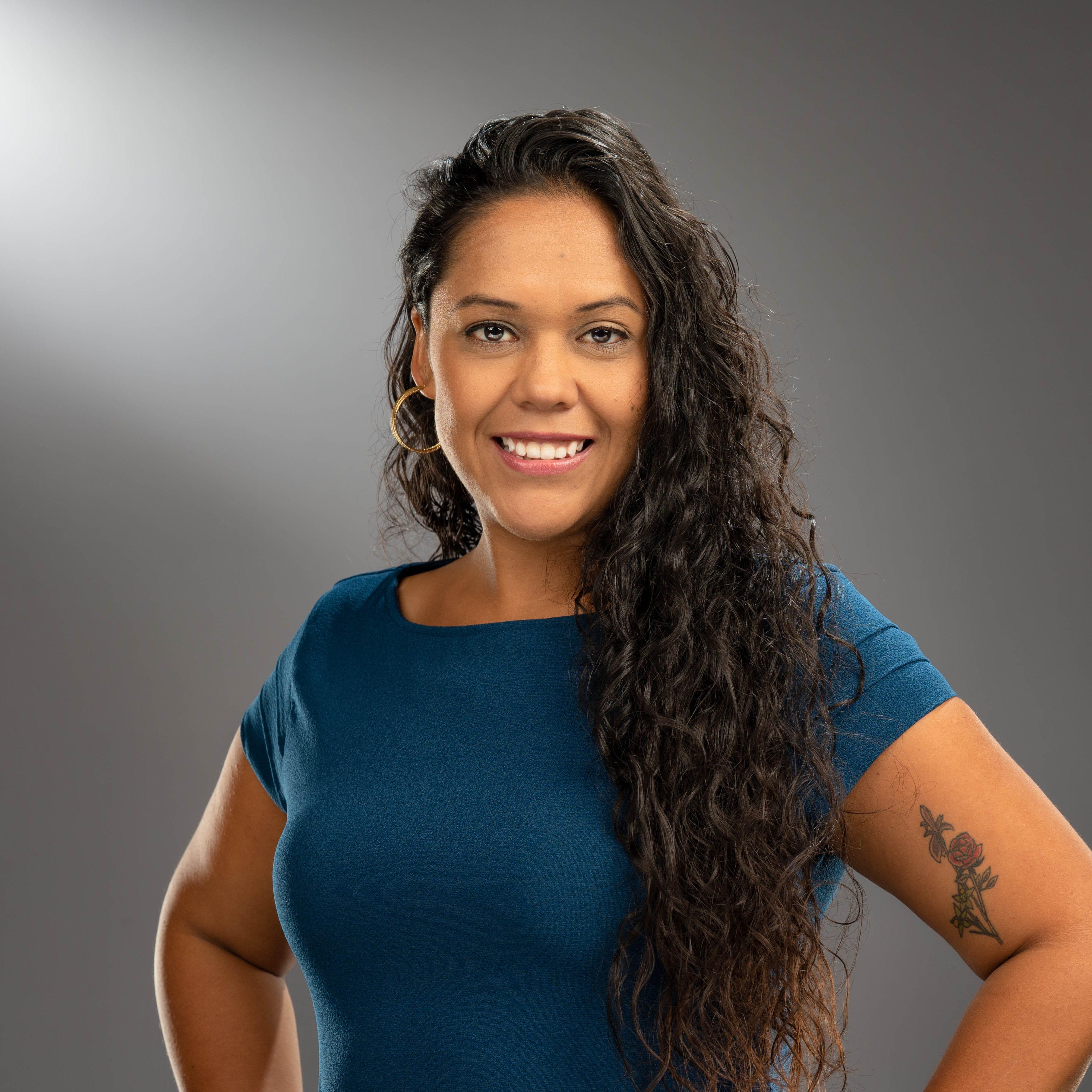 Headshot of Silvia Ortega