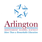 This icon depicts the logo for the Arlington Independent School District.