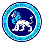 This icon shows the logo of the Tarrant County College Southeast's Arlington ISD collegiate high school.